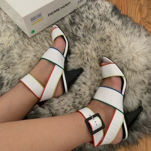 Pierre Hardy Sandals Size 37